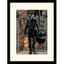 Принт в рамке Batman - The Joker Released (30x40 см)