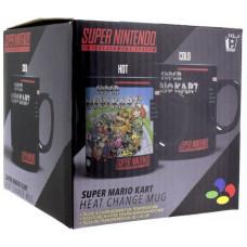 Кружка Super Mario Kart (Heat Change)