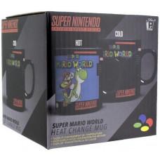 Кружка Super Mario World (Heat Change)