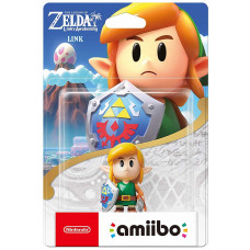 Интерактивная фигурка amiibo - The Legend of Zelda: Link's Awakening - Link