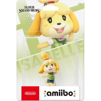 Интерактивная фигурка amiibo - Super Smash Bros - Isabelle