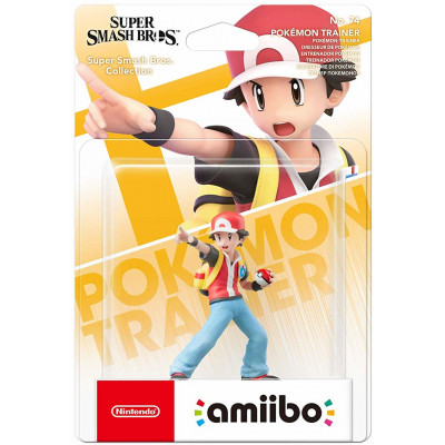 Интерактивная фигурка amiibo - Super Smash Bros - Pokémon Trainer