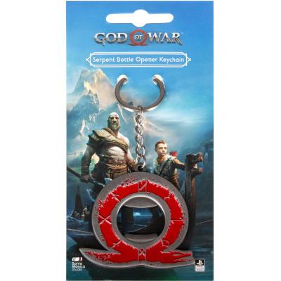 Брелок Gaya God of War - Serpent Bottle Opener (5 см)