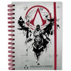 Блокнот Assassin's Creed - Legacy