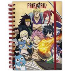 Блокнот Fairy Tail - Group