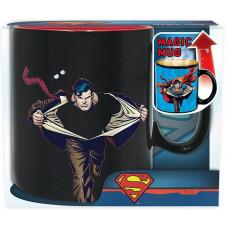 Кружка DC Comics - Superman! Clark Kent (Heat Change)