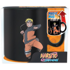 Кружка Naruto Shippuden - Multicloning (Heat Change)