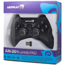 Геймпад беспроводной Artplays AN-201 для PC / PS3 / Android / iCade