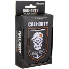 Игральные карты Call of Duty: Black Ops 4