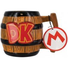 Кружка Donkey Kong - Barrels
