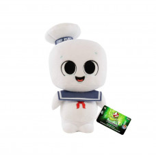 Мягкая игрушка Ghostbusters - SuperCute - Stay Puft (9.5 см)
