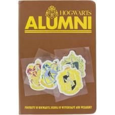 Записная книжка Harry Potter - Hogwarts Alumni (+наклейки)