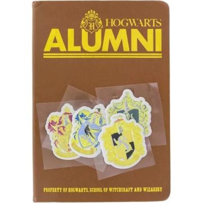 Блокнот Paladone Комплект Harry Potter - Hogwarts Alumni (и наклейки) PP4979HP