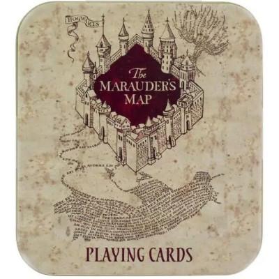 Игральные карты Paladone Harry Potter - The Marauder's Map PP5066HP