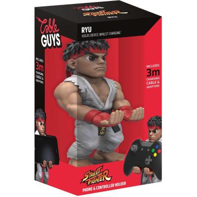 Держатель для телефона или контроллера Street Fighter - Ryu (20 см)
