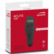 Презентер с лазерной указкой Speedlink Acute Vibe