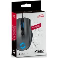 Мышь игровая проводная Speedlink Assero