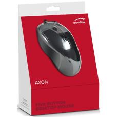 Мышь проводная Speedlink Axon