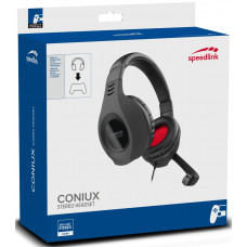 Гарнитура стерео проводная Speedlink Coniux для PS4 / Xbox One