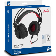 Гарнитура стерео проводная Speedlink Maxter для PS4 / Xbox One