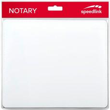 Коврик для мыши Speedlink Notary (white)