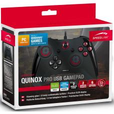 Проводной геймпад Speedlink QUINOX Pro для PC