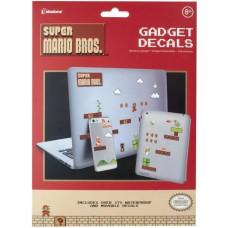 Набор наклеек Super Mario Bros - Gadget Decals