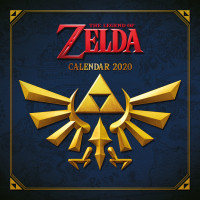 Календарь The Legend of Zelda (2020) (30x30 см)