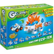 """Конструктор Greenex 3 в 1: Исследовательский набор """"Зеленая энергия"""""""