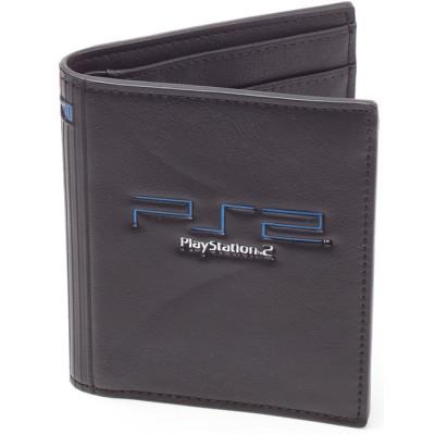 Кошелек Difuzed PlayStation 2 Logo MW01140SNY