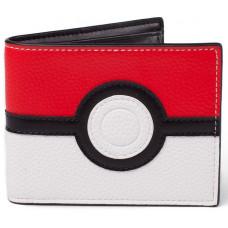 Кошелек Pokémon - Pokeball Badge