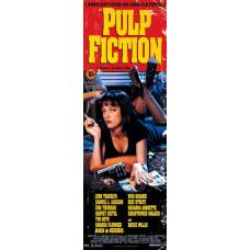 Постер Pulp Fiction - Cover (53x158 см)