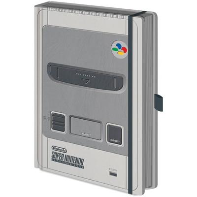 Записная книжка Pyramid Nintendo - SNES SR72453