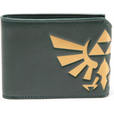 Кошелек The Legend of Zelda - Hyrule Crest Fold Over