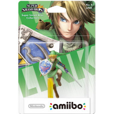 Интерактивная фигурка amiibo - Super Smash Bros - Link
