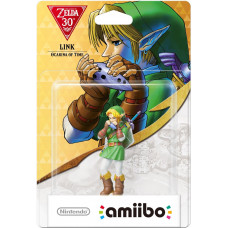 Интерактивная фигурка amiibo - The Legend of Zelda: Ocarina of Time - Link