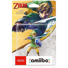 Интерактивная фигурка amiibo - The Legend of Zelda: Skyward Sword - Link
