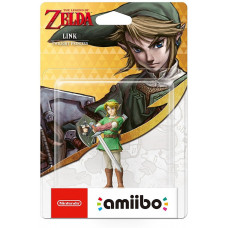 Интерактивная фигурка amiibo - The Legend of Zelda: Twilight Princess - Link