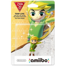 Интерактивная фигурка amiibo - The Legend of Zelda: The Wind Waker - Toon Link