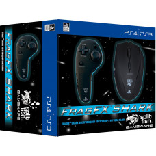 Набор Splitfish беcпроводной Frag FX Shark для PS4 / PS3