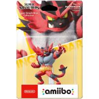 Интерактивная фигурка amiibo - Super Smash Bros - Incineroar