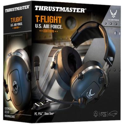 Гарнитура Thrustmaster игровая T.FLIGHT U.S Air Force Edition для Xbox One / PS4 / NS / 3DS / PC