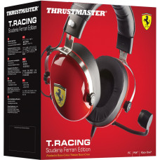 Гарнитура игровая Thrustmaster T.RACING Scuderia Ferrari Edition для Xbox One / PS4 / NS / 3DS / PC