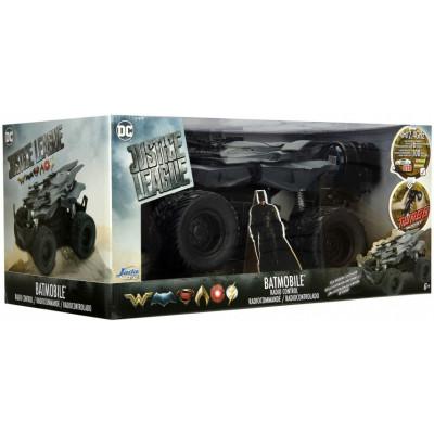 Радиоуправляемая модель Jada Toys Justice League - Batmobile (JT Raptor Chassis) (1:12)