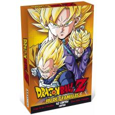"""Карточки сувенирные Dragon Ball Z """"Happy Families"""""""