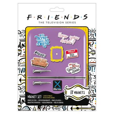 Набор магнитов Pyramid Friends (How You Doin') (18 шт) MS65091