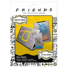 Набор наклеек Friends (How You Doin')