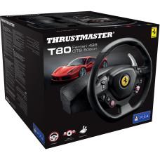 Руль гоночный Thrustmaster T80 Ferrari 488 GTB Edition для PS4 / PC