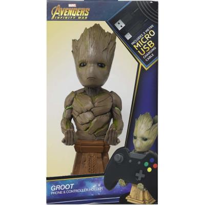 Держатель для телефона или контроллера Avengers: Endgame - Groot (20 см)