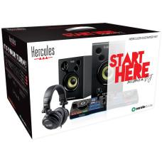"""Комплект Hercules DJStarter Kit """"START HERE"""""""